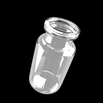 Pyrofree vial